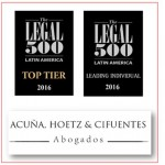 Legal 500 noticia